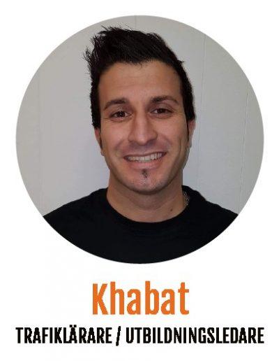 Khabat -Trafiklärare