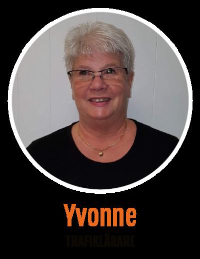 Yvonne - Trafiklärare